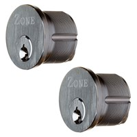 1200/SCP | ZONE SCREW IN RIM CYLS PAIR
