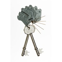 130-52 | FORTRESS LEVER & KEY SET