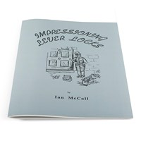 1802XL | ILL1 IMPRESSIONING LEVER LOCKS BOOK