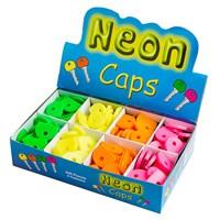 415   NEON KEY CAPS (200 BOX)