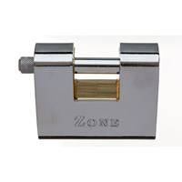 750/80/SS | ZONE 80mm ARMOURED SHUTTER LOCK
