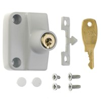 904-12 | METAL WINDOW SNAPLOCK ERA WHITE