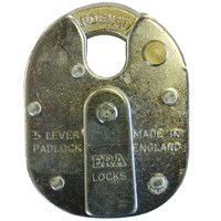 975-91KA | ERA OLD ENGLISH PADLOCKS 233 SERIES 5L KEYED ALIKE