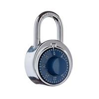 B01-BLUE | B01 TRI-CIRCLE COMBO PADLOCK