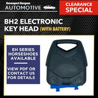 BH2 | EHS 2 SILCA ELECTRONIC BATTERY KEY HEAD