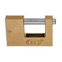 BX990 | BX990 90MM BRASS SHUTTER LOCK