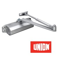 CE3F | UNION CE3F FIXED SIZE 3 RACK & PINION OVERHEAD DOOR CLOSER