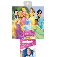 CLP17 | DISNEY PRINCESS ASSORTED UL2 KEY BLANK CLIP STRIP