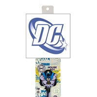 CLP3 | DC COMICS ASSORTED UL2 KEY BLANK CLIP STRIP