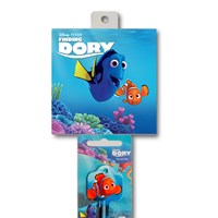 CLP4 | FINDING DORY KEY BLANK CLIP STRIP
