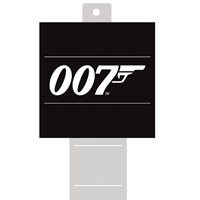 CLPE16 | 007 JAMES BOND CLIPSTRIP EMPTY