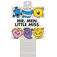 CLPE18 | MR MEN AND LITTLE MISS CLIPSTRIP EMPTY