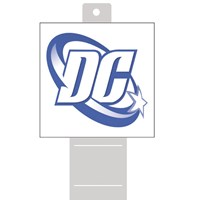 CLPE5 | DC COMICS CLIPSTRIP EMPTY