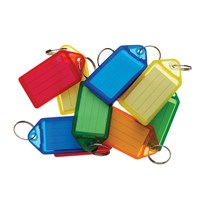 GRP-5039L | IDENTITY CLICK TAGS LARGE INDIVIDUAL COLOUR