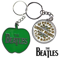 GRP-BEATLESMETAL | BEATLES METAL KEYRINGS