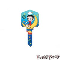 GRP-BETTYBOOPKB | BETTY BOOP LICENSED KEY BLANKS