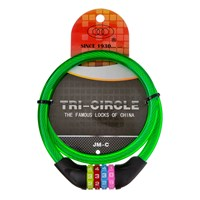 GRP-COMBICAB | TRI-CIRCLE COMBINATION LOCKING CABLE