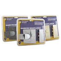 GRP-DB40NLATCH | DEADLOCKING 40MM  NIGHTLATCH VISI PACKED