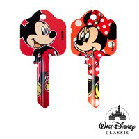 GRP-DISNEYKB | DISNEY LICENSED KEY BLANKS