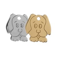 GRP-DOGHEAD | DOG HEAD MEDALLION