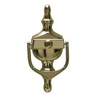 GRP-ERADRKNOCKNUVIC | ERA NU VICTORIAN DOOR KNOCKER URN STYLE WITH SPYHOLE