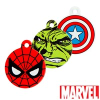 GRP-LPTMARVEL | MARVEL LICENSED PET TAGS