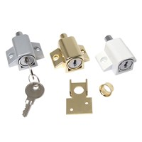 GRP-PRESSLOCK | WINDOW & PATIO DOOR PRESS LOCK