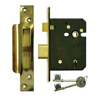 GRP-SEC5LEVERSASH | SECUREFAST - 5 LEVER SASHLOCK