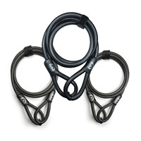 GRP-SQUIREDLOOPCAB | SQUIRE - DOUBLE LOOP SECURITY CABLE