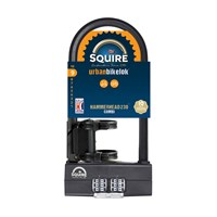 GRP-SQUIREHAMCOMUSHL | SQUIRE - HAMMERHEAD COMBI 'U' SHACKLE BICYCLE LOCK