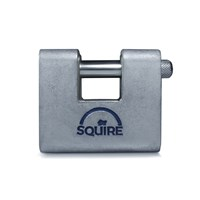 GRP-SQUIRESHUTTER | SQUIRE - SHUTTER PADLOCKS ASWL HIGH SECURITY ANVIL STYLE