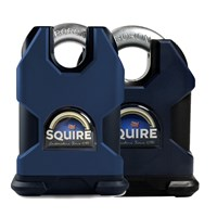 GRP-SQUIRESSCLOSED | SQUIRE - SS SERIES CLOSED SHACKLE HARDENED STEEL PADLOCKS