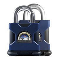 GRP-SQUIRESSOPEN | SQUIRE - SS SERIES OPEN SHACKLE PADLOCK