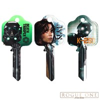 GRP-SWKBR1 | STARWARS: ROGUE ONE LICENSED KEY BLANKS