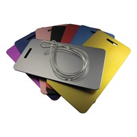 GRP-TAG00005 | LARGE ALUMINUM LUGGAGE TAGS 50MM