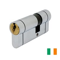 GRP-Z1500IDB | ZONE 1500 SERIES EURO PROFILE IRISH DOUBLE CYLINDERS BOXED