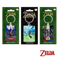 GRP-ZELDA | LEGEND OF ZELDA METAL KEY FOBS