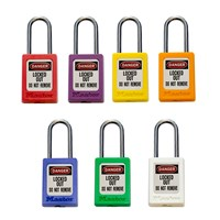 GRP-ZENEXSAFETY | MASTER LOCK SAFETY PADLOCKS ZENEX SERIES