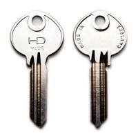 H0096 | YAX5 YALE X-TECH 6 PIN BLANK