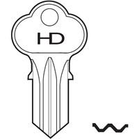 H0358 | 41FD CHICAGO CYLINDER BLANKS