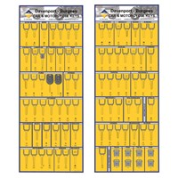 KBD122A | ELECTRONIC KEY BOARD 884 EMPTY