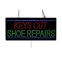 KCLS2 | KEYS CUT/SHOE REPAIRS LED SIGN