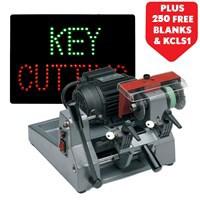 KM1106/OFFER2 | KL RETRO, LED SIGN & CYLINDER BLANK OFFER