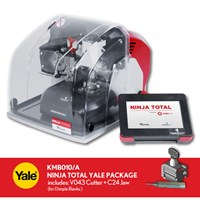 KMB010/A | NINJA TOTAL 3 JAW YALE PACKAGE