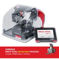 KMB010/B | NINJA TOTAL 3 JAW ENGRAVING PACKAGE