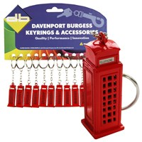 KRA1428 | TELEPHONE BOX (CARD OF 12)