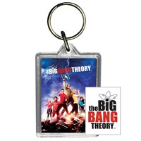 KRA1516 | BIG BANG THEORY ACRYLIC KEYRING