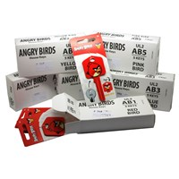 KRA1679 | ANGRY BIRD KEY BLANK BUNDLE