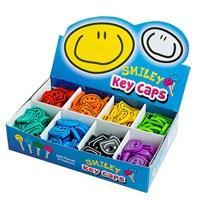 KRA308 | SMILEY FACE KEY CAPS (BOX OF 200)