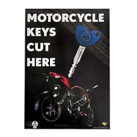 LIT62 | MOTOR CYCLE POSTER